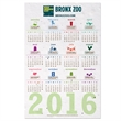 Seeded Wall Calendar 11.5 x 17.5 (3 styles to choose from)