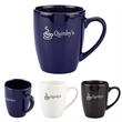 11 oz. Contemporary Challenger Cafe Ceramic Mug
