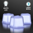 Hollywood Ice Light Up White Ice Cubes
