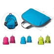 Foldable Backpack - Foldable Backpack. Made of 210D polyester. Features with a large main compartment.