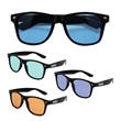 Iconic Sunglasses with Colorful Lenses