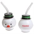 Snowman Sipper Cup