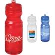 24 oz Bike Bottle - 24 oz bike bottle with screw on cap.