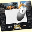 """Frame-It Flex(R) 8""""x9.5""""x1/8"""" Window/Photo Mouse Pad - 8""""x9.5""""x1/8""""-Heavy Duty Window/Photo Mouse Pad-5-Day; RUSH: 24 Hour,1,2,or 3-Day"""