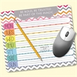 MousePaper(R) 24 Page - Recycled Note Paper Mouse Pad - 24 Page - Recycled Note Paper Mouse Pad - 5-Day Std; RUSH: 2-Day or 3-Day