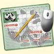 MousePaper(R) Calendar 18 Month (Landscape) Mouse Pad - Recycled Note Paper (Landscape) Mouse Pad - 5-Day Std; RUSH: 3-Day