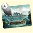 """ReTreads(R) 6""""x8""""x3/32"""" Recycled Hard Surface Mouse Pad"""