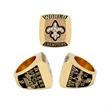 Replica Championship Ring Shiny Gold - Replica Championship Ring Shiny Gold