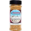 Cajun Seasoning Blend - Cajun seasoning blend. Used to add flavor to a cooked dish, BBQ rub, or meat seasoning. Black neck band is standard.