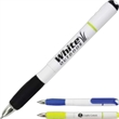Proxy Pen Highlighter - Highlighter and twist action pen combination.