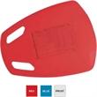 Flex-N-Scoop™ Cutting Board - Flexible cutting board with handles.