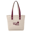 Cotton Pleated Tote