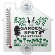 "House/Barn Thermometer - House/Barn plastic, outdoor or indoor wall thermometer with 4"" tube."