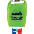 Roll and Clip Cooler Bag - 210 denier roll top lunch bag.