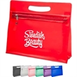 Diva™ Vanity Bag - Vanity bag made from colorful transparent PVC material.