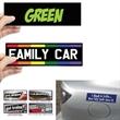 Car Bumper Sticker