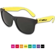 Junior Neon Sunglasses - Neon sunglasses with dark, ultraviolet protective lenses. UV rating 400.