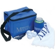 6 Pack Cooler Bag Tournament Pack - Six pack cooler bag tournament pack with golf balls, golf tees and more.