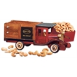 Classic 1925 Stake Truck with Extra Fancy Jumbo Cashews - Classic 1925 Stake Truck with Extra Fancy Jumbo Cashews.