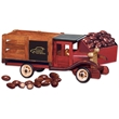 Classic 1925 Stake Truck with Milk Chocolate Almonds - 1925 Stake Truck branded with your logo with Milk Chocolate Almonds.