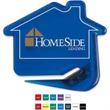 House Letter Slitter - House letter slitter with protective steel blade.