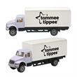 "4.25"" Die-Cast Box Truck - 4.25"" die-cast box truck with customization options."