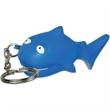 Shark Key Chain Stress Reliever