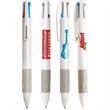 Soledad Tri-Color Pen with stylus
