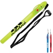 Flash N Glow Stick - Light up stick on lanyard with 3 light settings.