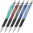 Walton Sport Click Pen - Pen with textured grip and chrome accents.