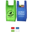 """Everyday Lightweight T-Shirt Style Grocery Shopping Tote Bag - Everyday Grocery Bag with 6"""" gusset, which is made from lightweight yet very durable 40GSM non-woven material."""