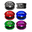 Round Pencil Sharpener with Slide Cover and Full Color Decal
