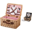 Catalina - English-style basket picnic service for two.