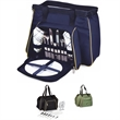 Toluca - Large insulated cooler with deluxe picnic service for two.