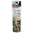 "Weather-Guard Thermometer - Outdoor or indoor thermometer with 6"" tube. Full color imprint."