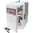 """Iceless 40 Qt Electric Cooler - Can be used upright like a refrigerator or horizontal like an ice chest. 20.6""""L x 15.3""""W x 16""""H"""