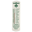 "20"" Large Thermometer - 20"" indoor or outdoor large plastic thermometer with 10"" tube."
