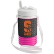 1 Quart Beverage Cooler (Pink) - Igloo 1 Quart Beverage Cooler