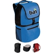 Zuma - Insulated backpack cooler with water resistant liner.
