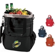 Activo - Insulated cooler tote w/ multiple pockets.