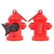 Fire Hydrant Pet Trash Bag Dispenser - Fire Hydrant Pet Trash Bag Dispenser