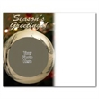 Photo Ornament Save the Date Magnet -