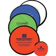 """Collapsible Flyer with Pouch - Collapsible flyer in a handy small 3 3/4"""" diameter pouch."""