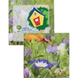 "Say It With Seeds Flowers - Convey your special message with this special ""pop open"" envelope. Choose from seed packet of flowers or herbs."