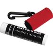 Custom Label SPF 15 Lip Balm in a clip