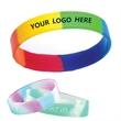 Multi-Colored Silicone Bracelet