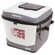 "Coleman 36 Can Soft Tabletop Bucket Cooler - 19"" x 13"" x 13 3/4"" cooler with zippered closure, antimicrobial liner, side handles and quick access lid from Coleman"
