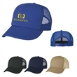 USA Made Mesh Back Cap - USA Made Mesh Back Cap.  Union Made. 100% Cotton Twill.  6 Panel, Medium Profile & Structured Crown.