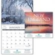 New England - New England's beauty never fails to impress in this calendar.