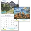 Rocky Mountains - The Rocky Mountains calendar features photographs and facts.